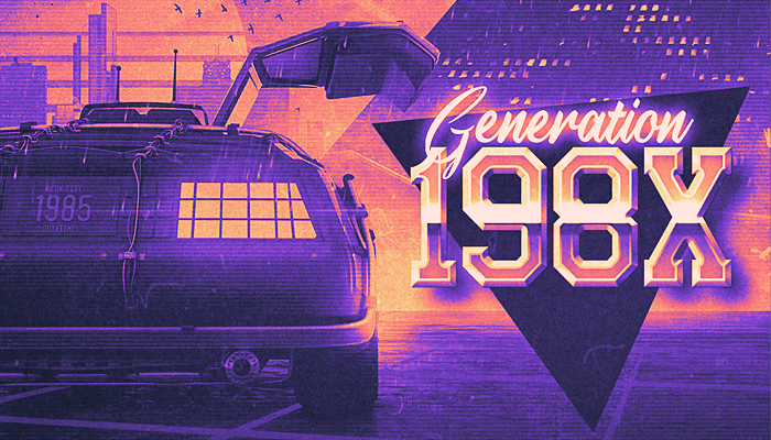 Generation 198X – Synthwave pack