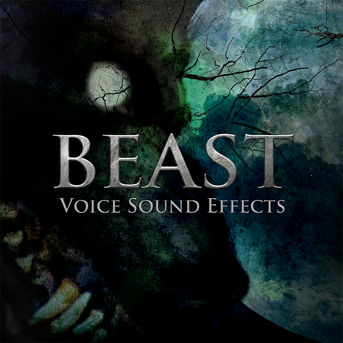 Beast – Voice Sound Effects