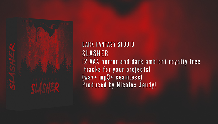 Dark Fantasy Studio- Slasher