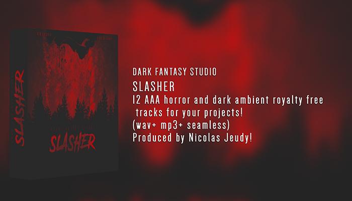 Dark Fantasy Studio- Slasher