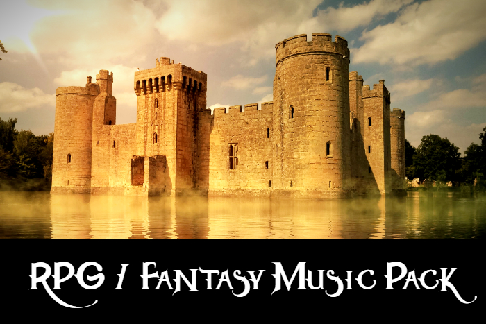 RPG / Fantasy Music Pack