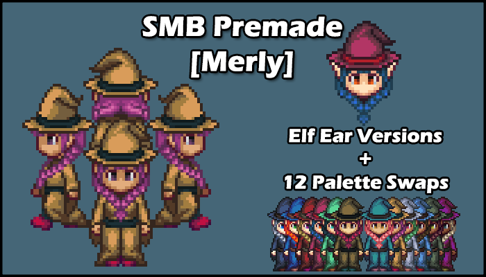 SMB Premade [Merly]