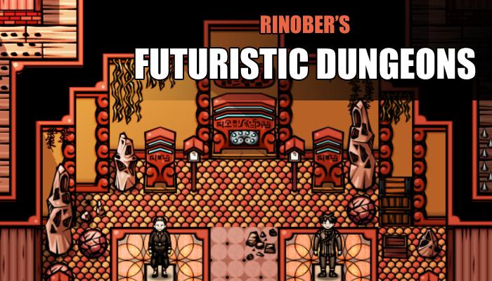 Futuristic Dungeons