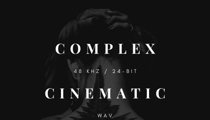 Complex Cinematic Mystery Sounds
