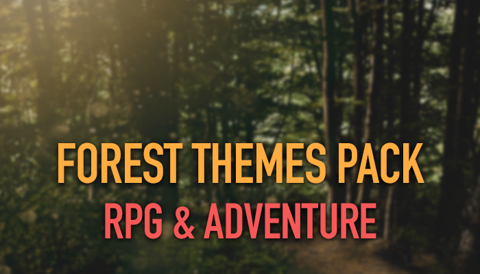 Forest Themes Pack