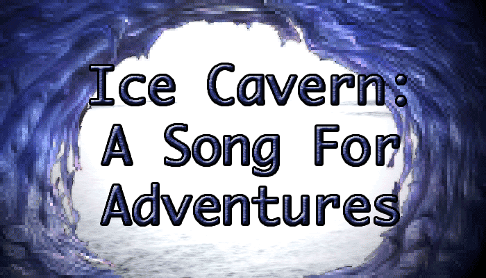 Ice Cavern Adventure RPG Track