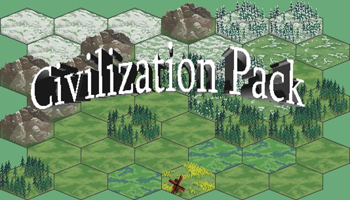 Civilization Pack | Pixel Art