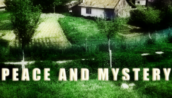 Peace and Mystery