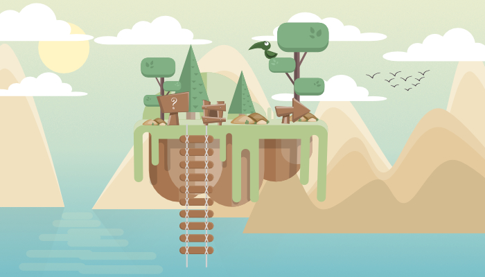"GAME PACK 2D ""FLYING ISLAND"""