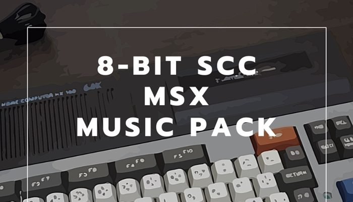 8-bit SCC MSX Music Pack