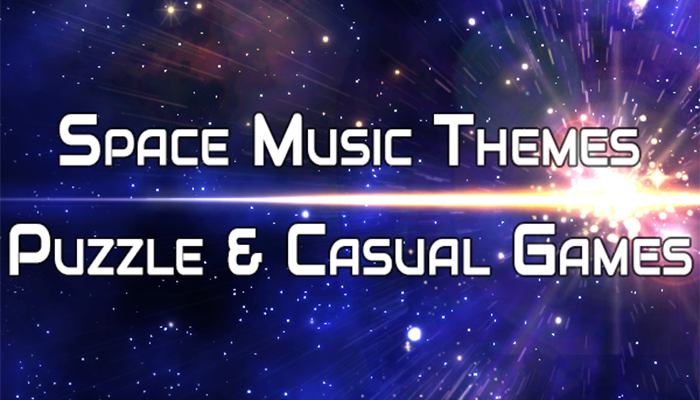 Space Music Pack – Puzzle & Casual Games