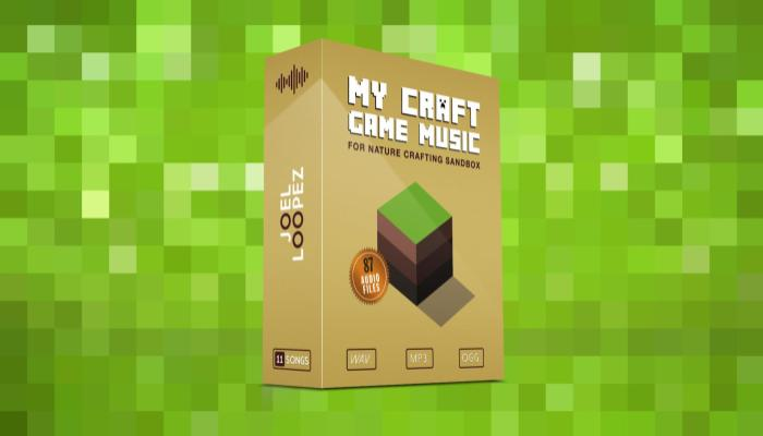 My Craft – Game Music for Crafting Sandbox