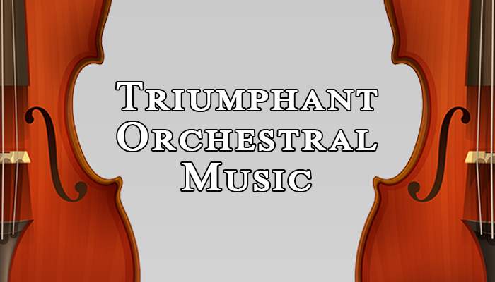 Triumphant Orchestral Music Pack