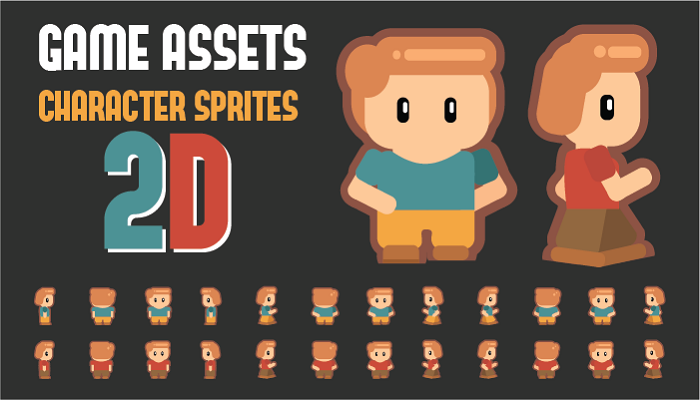 Character Sprite RPG