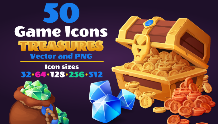 Vector Treasures