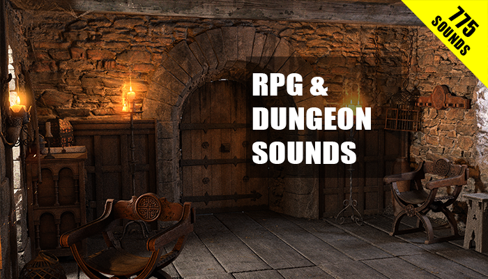 RPG Dungeon Sounds