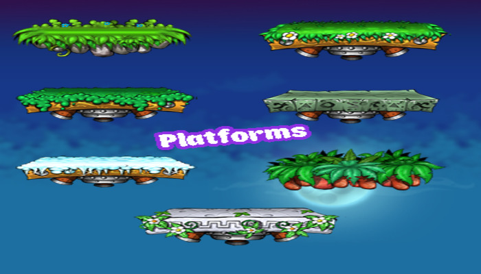 Platforms for your game