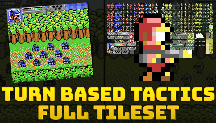 Advance Battle Turn Based Tactics Full Game Pack