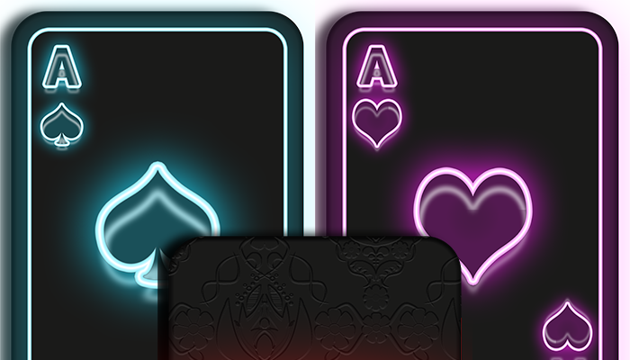 Neon Cards 2