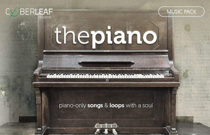 The Piano – music pack