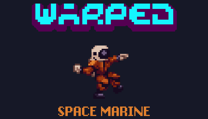 Warped Space Marine