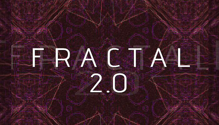 Fractal Backgrounds & Textures 2.0 (Seamless X-Y Repeat)