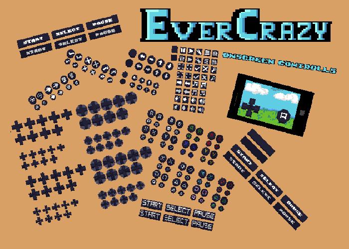 Onscreen Controls | EverCrazy