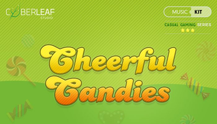 Cheerful Candies – music kit