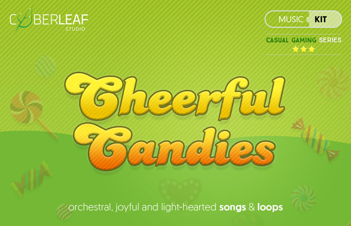 Cheerful Candies – music kit