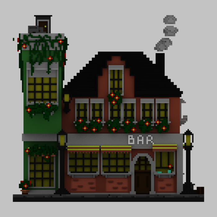 Downtown Bar 2D