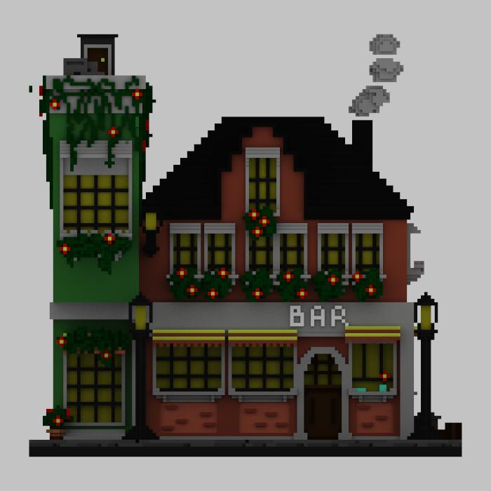 Downtown Bar 2D