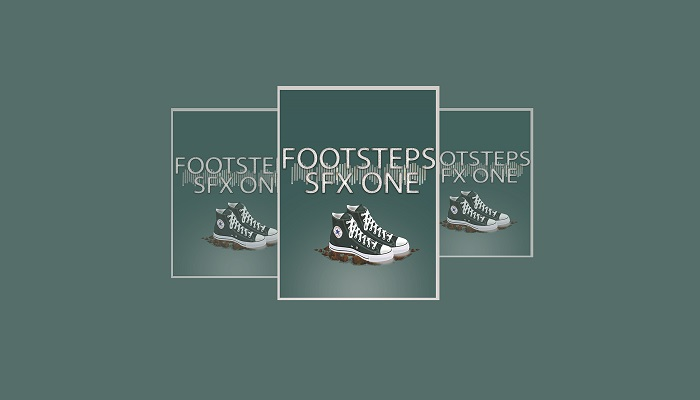Footsteps SFX One