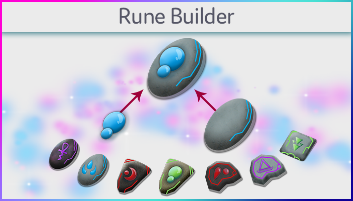 Rune Builder