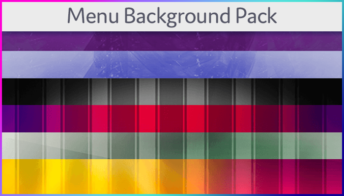 Menu Backgrounds Pack