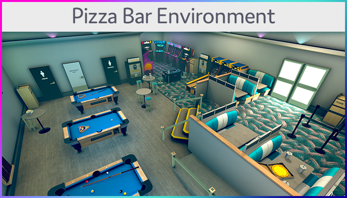 Pizza Bar Environment