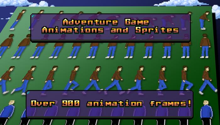 Animated Sprites Pack