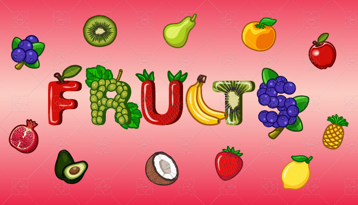 17 Fruit Food Items