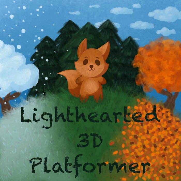 Lighthearted 3D Platformer Music Pack