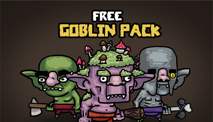 Goblins – Free Animated Pack