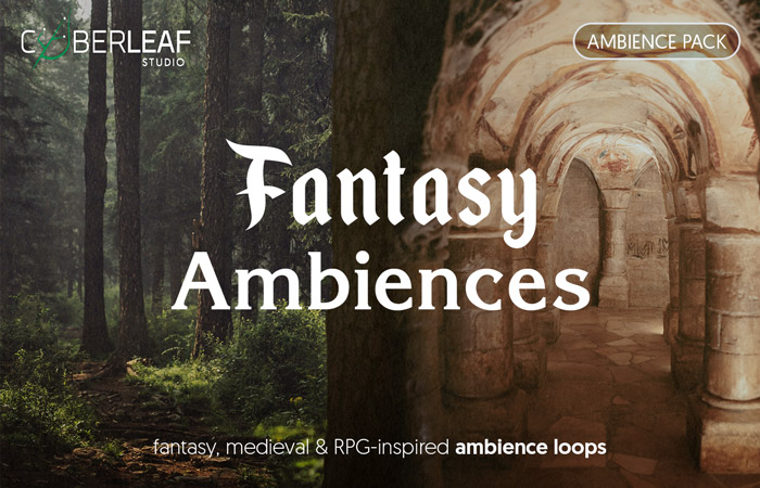 Fantasy Ambiences – ambience pack