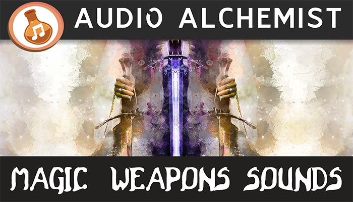 Magic Weapons Sounds