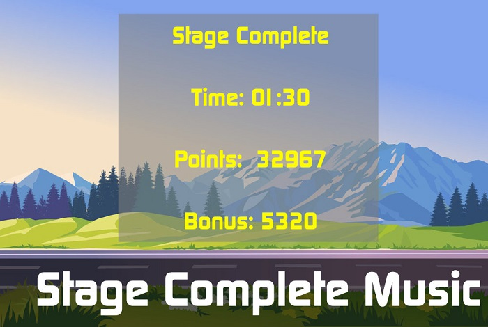 Stage Complete Music