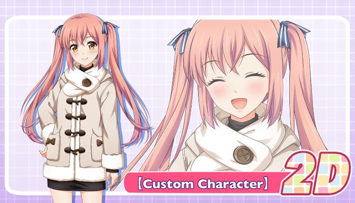 Moeart 2D Character Vol.1