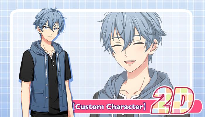 Moeart 2D Character Vol.2