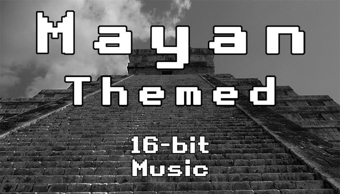 Mayan Themed Music Pack – 20 Loops – 16Bit