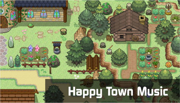 Happy Town Music