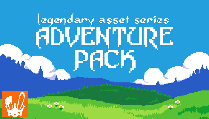 Legendary Asset Series: Adventure pack