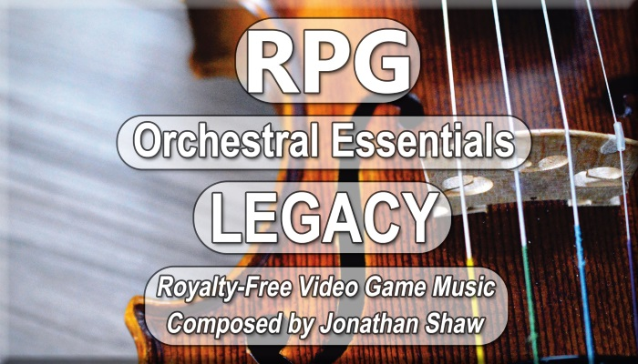 RPG Orchestral Essentials (Legacy) (Free Sample)
