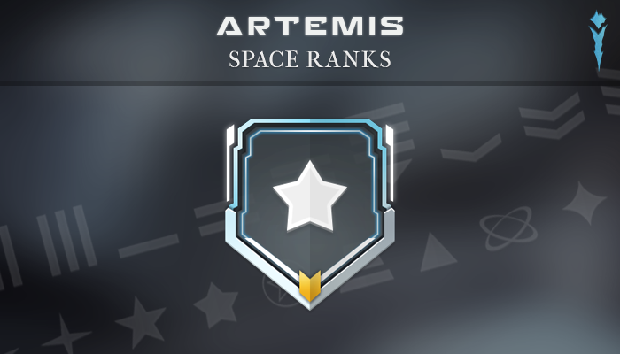 ARTEMIS Space Ranks