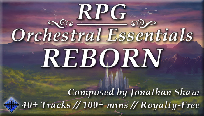 RPG Orchestral Essentials (Reborn) (Free Sample)